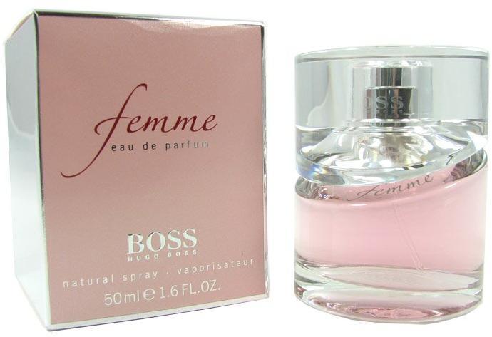 info for order online 100% high quality BOSS Femme 2006 EDP 50ml