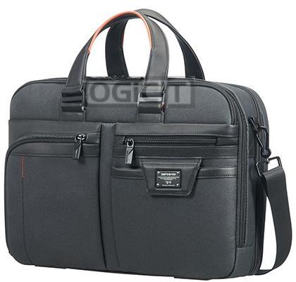 2309e135b7f0 Samsonite Zenith Briefcase 15.6 (63N*005) laptop táska vásárlás ...