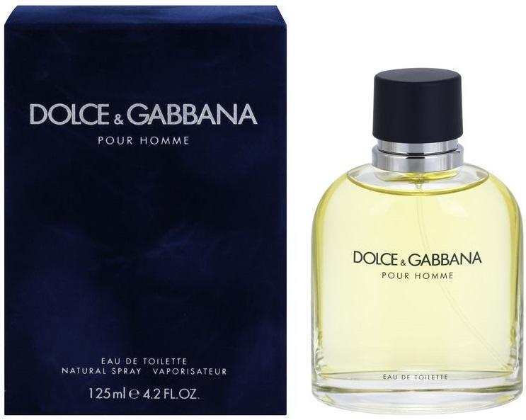 29bc23a0bb Dolce&Gabbana Pour Homme EDT 125ml parfüm vásárlás, olcsó ...
