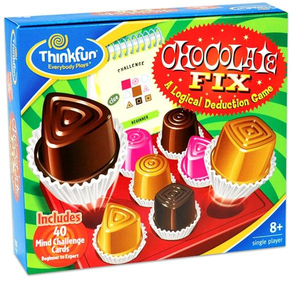 ThinkFun Chocolate Fix �nycsikland� logikai j�t�k
