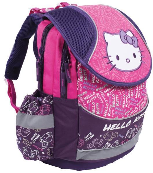 8f28e1f5a536 Vásárlás: Karton P+P anatómiai hátizsák /iskola táska HELLO KITTY ...
