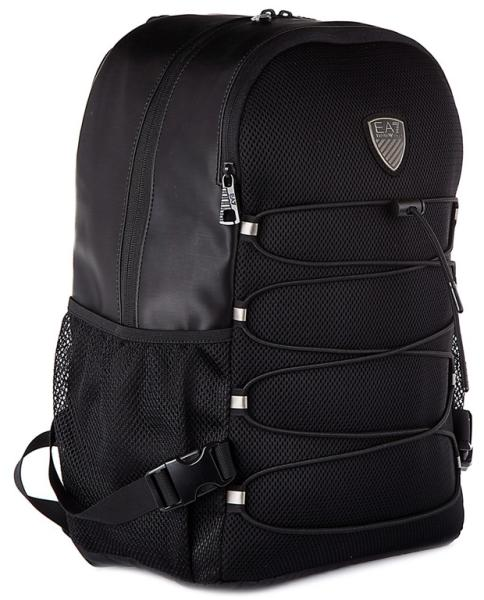 847313be64 Emporio Armani Mans Backpack hátizsák - fekete - oriondivat - 52 999 Ft