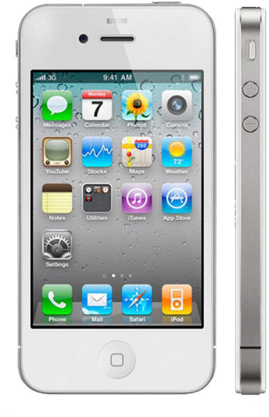 Apple iPhone 4 16GB Mobiltelefon