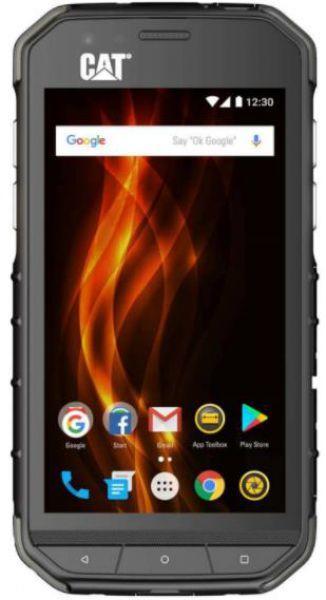 CAT S31 16GB LTE Fekete DualSIM kártyafüggetlen okostelefon