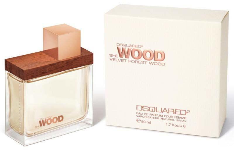 She Wood Velvet Forest Wood EDP 30ml