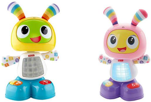 Betere Vásárlás: Fisher-Price Mini Beatbo/Beatbelle világító robot CG-18