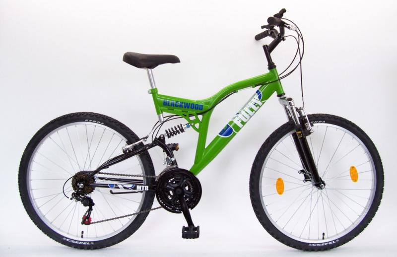 Fully kerékpár