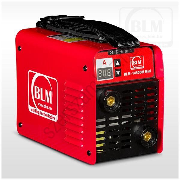 BLM 1460 DM Mini Inverteres Hegesztő MMA 140A (BLM 1460DM Mini)
