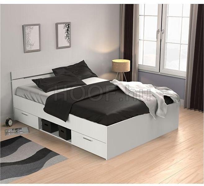 Vásárlás: Tempo Kondela Michigan ágy fiókokkal 140x200cm Ágy ...