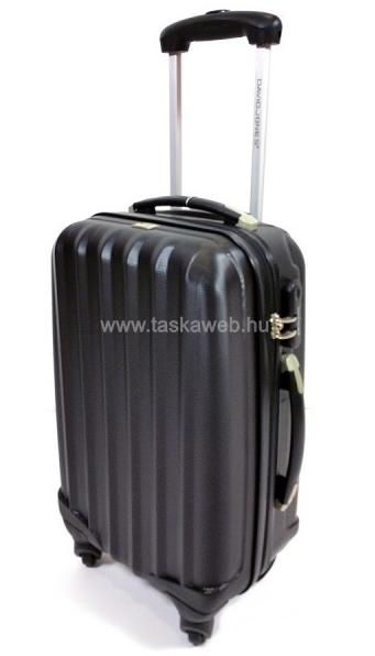 71e787b1d3ef Vásárlás: David Jones Négykerekű kabinbőrönd (BA-1011) Bőrönd árak ...