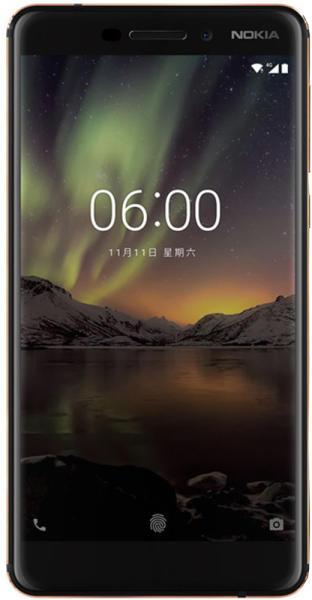 nokia 6 1 6 2018 32gb 2nd generation dual preturi nokia 6 1 6