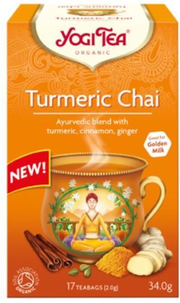 ceai yogi tea)