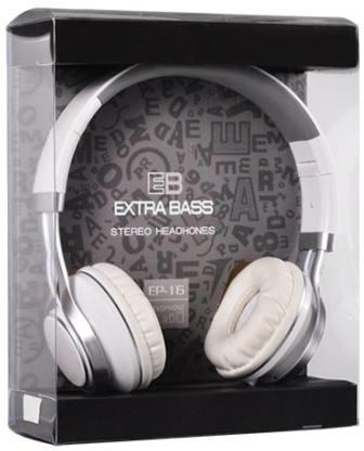 Vásárlás  TelOne Extra Bass EP-16 Mikrofonos fejhallgató árak ... dcb029191d