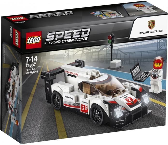 Vasarlas Lego Speed Champions Porsche 919 Hybrid 75887 Lego Arak Osszehasonlitasa Speed Champions Porsche 919 Hybrid 75887 Boltok