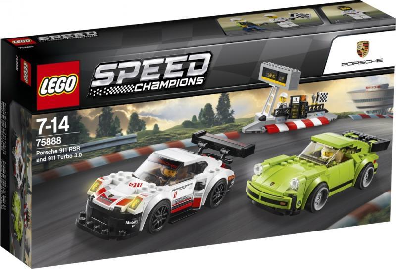 Vasarlas Lego Speed Champions Porsche 911 Rsr Es Turbo 3 0 75888 Lego Arak Osszehasonlitasa Speed Champions Porsche 911 Rsr Es Turbo 3 0 75888 Boltok