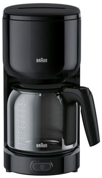 Braun PurEase KF 3120 BK Kávéfőző Fekete