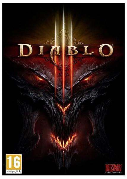Blizzard Diablo 3. (PC)