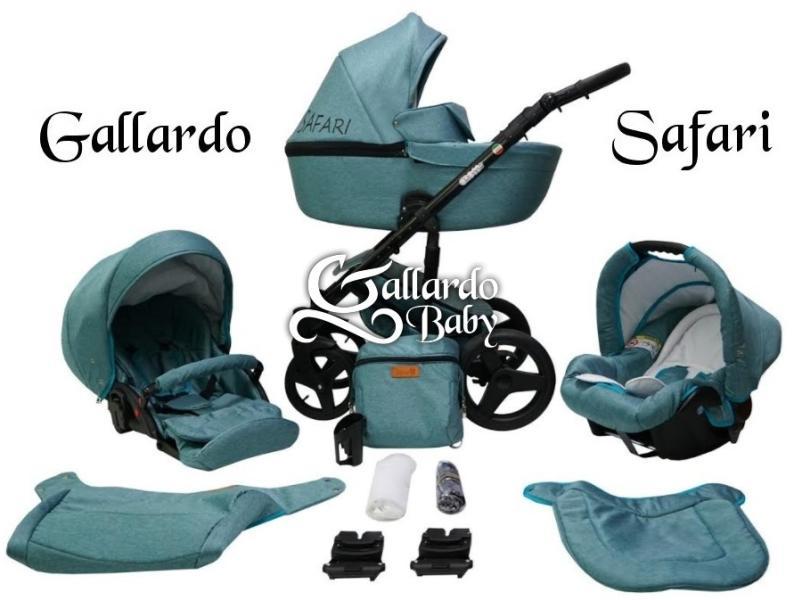 Vásárlás  Gallardo Baby Safari Babakocsi árak összehasonlítása ... b51133c144