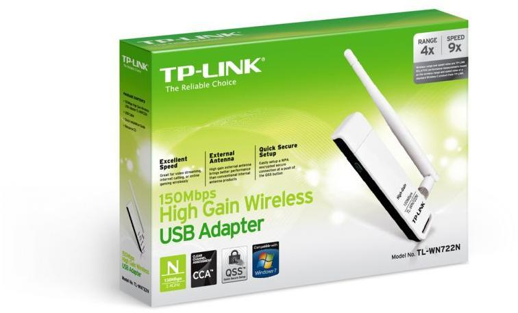 TP-LINK TL-WN722N 150MBPS HIGH GAIN WIRELESS DRIVER FOR WINDOWS 8