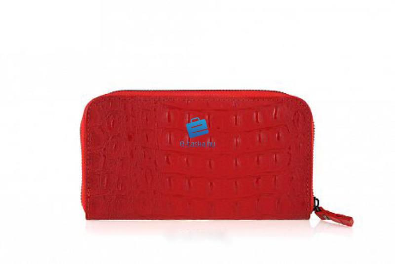 d126b202b062 Vásárlás: Euroline Valódi bőr női pénztárca (P517_Red) Pénztárca ...