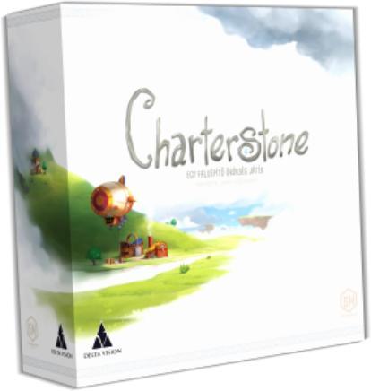 Vásárlás  Delta Vision Charterstone - stratégiai társasjáték ... cc17220249