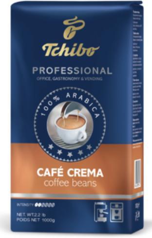 Vásárlás  Tchibo Professional Caffé Crema szemes kávé (1000g) Kávé ... 94abc70e63