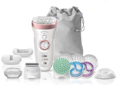 Braun Silk-épil 9 SkinSpa SensoSmart 9 990 szőrtelenítő vásárlás ... 826d397b87