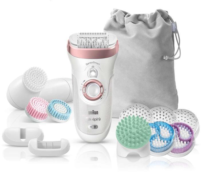 Braun Silk-épil SkinSpa SensoSmart 9 970 szőrtelenítő vásárlás ... 22c9641777
