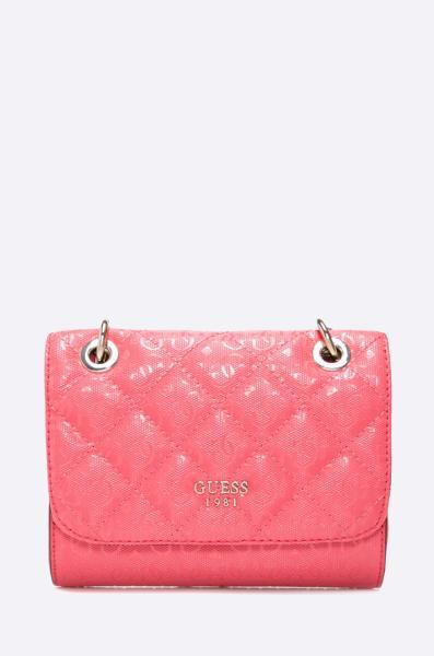 e3b2e94fa3e4 Vásárlás: Guess - Kézitáska - piszkos rózsaszín Női táska árak ...
