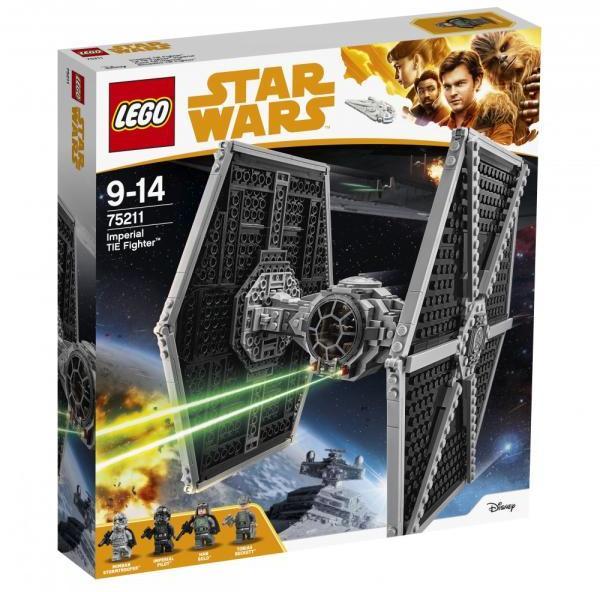 Vásárlás Lego Star Wars Tie Harcos Imperium 75211 Lego árak