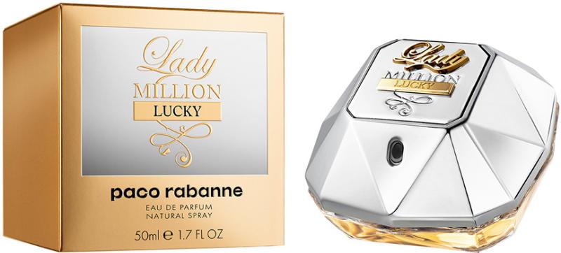 Paco Rabanne Lady Million Lucky Edp 80ml Parfüm Vásárlás Olcsó Paco