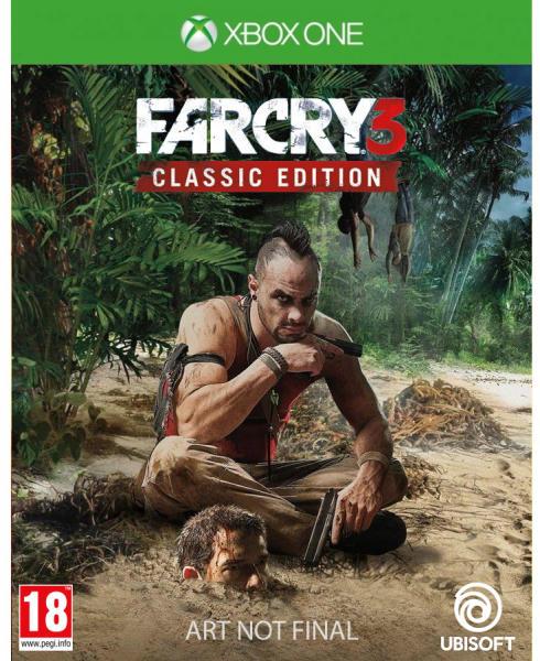 Ubisoft Far Cry 3 Classic Edition Xbox One Jatekprogram Arak Olcso Ubisoft Far Cry 3 Classic Edition Xbox One Boltok Pc Es Konzol Game Vasarlas