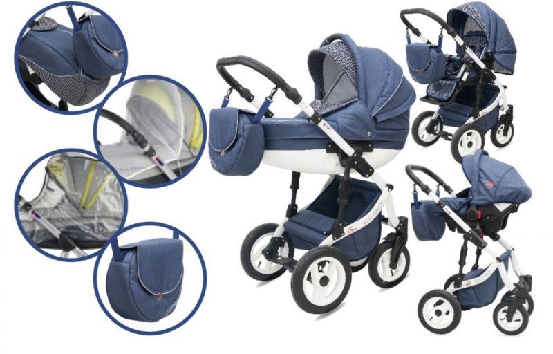 Vásárlás  Mama Kiddies Prestige 3 in 1 Babakocsi árak ... 4aa006a728