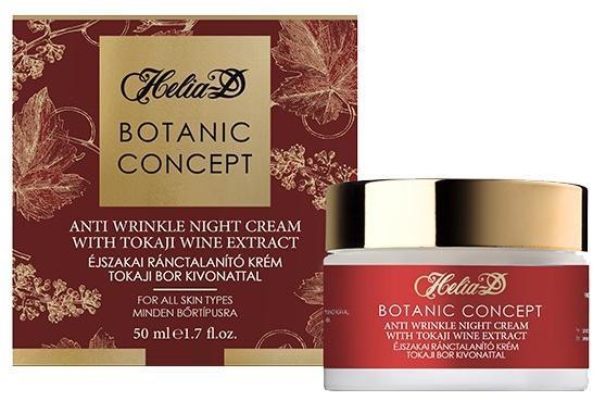Vásárlás: Helia-D Botanic Concept éjszakai ránctalanító..