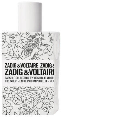 Zadig & Voltaire This Is Her! Capsule Collection EDP 50ml