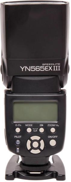 d9df2b61f603 Yongnuo YN-565 EX III (Canon) fényképező vaku vásárlás, olcsó ...