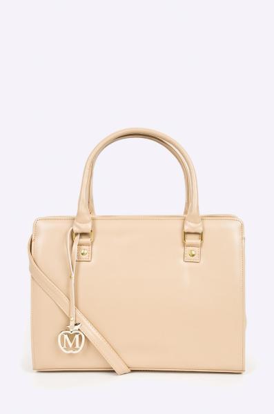 Vásárlás  Manzana - Kézitáska - bézs - answear - 10 990 Ft Női táska ... 35a36d7e3d