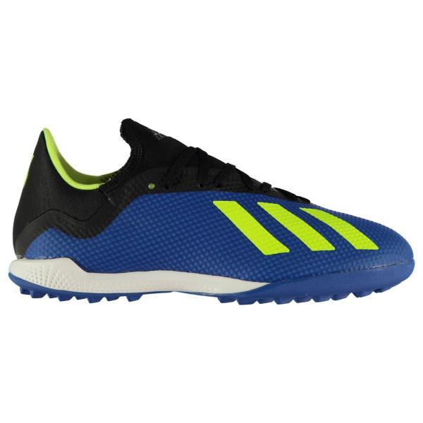 Adidas X Tango 18.3 TF műfüves cipő kék