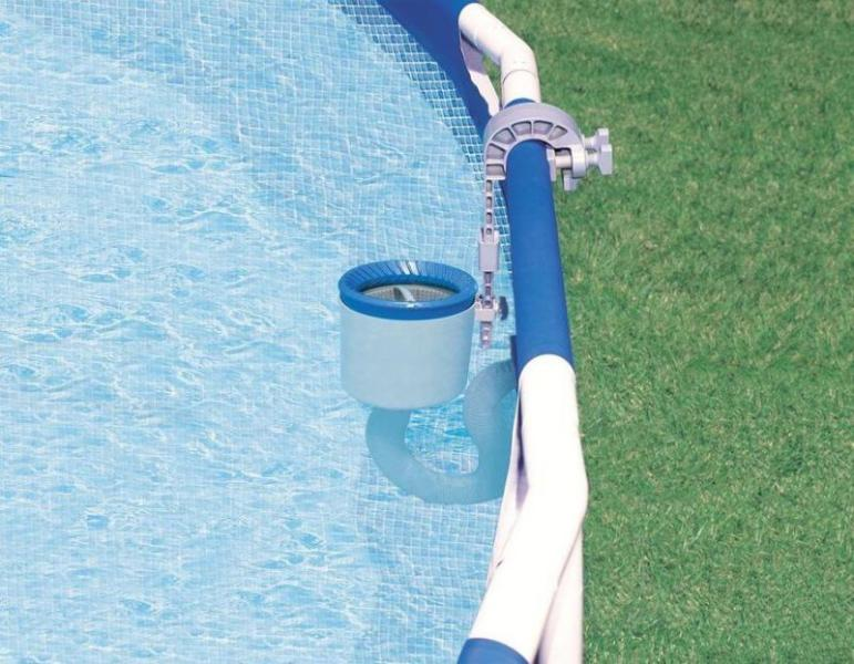 hogyan tudom csatlakoztatni a föld feletti medence szűrőmet