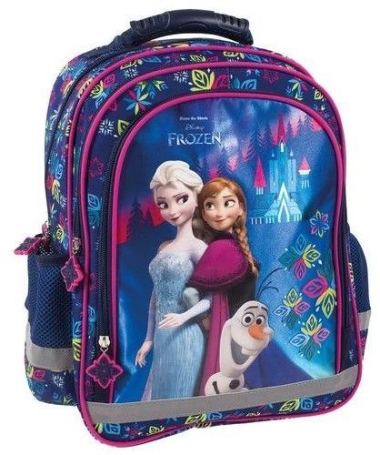 22ebf5af46f0 Vásárlás: DERFORM Jégvarázs anatómiai iskolatáska, hátizsák - Frozen ...