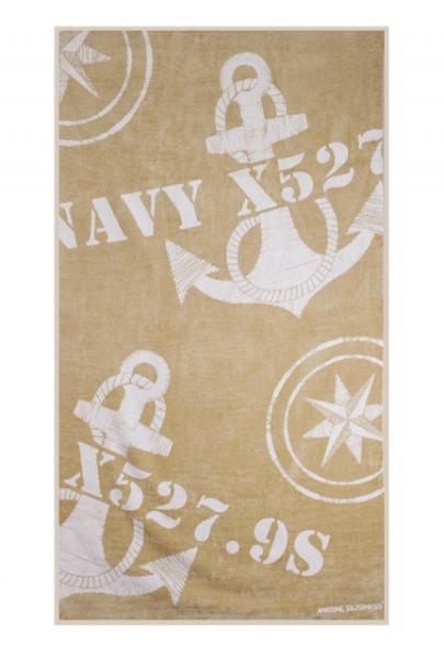 bedbaf691167 Vásárlás  Marine Business Freestyle Sand uterák s vankúšom Törölköző ...