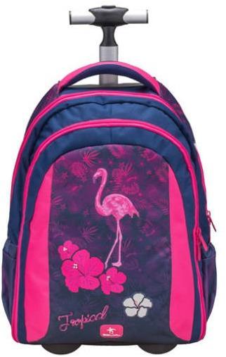 Vásárlás  Belmil Easy-go Flamingo - Trolley és hátizsák (338-45 ... 29b9df4881
