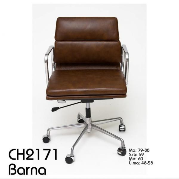 irodai szék árukereső barna bőr képek
