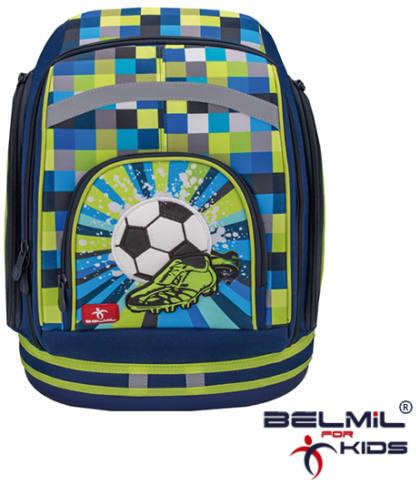 2e8cbf449a3c Vásárlás: Belmil merev falú iskolatáska, Functional 405-37, GAMES ...