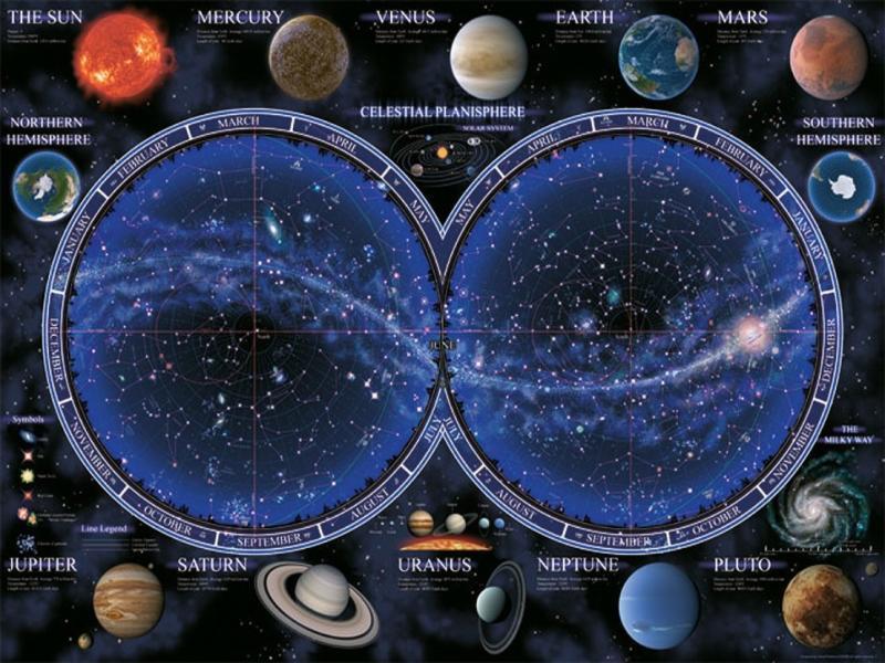 bolygó térkép Vásárlás: Ravensburger Bolygó térkép 1500 db os (16373) Puzzle