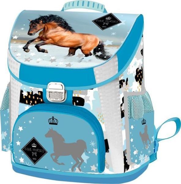 Vásárlás  Lizzy Card Geo Horse Snow - Lovas ergonómikus iskolatáska ... 5b56f64525