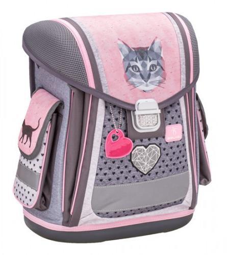 977c432db7dc Vásárlás: Belmil Sporty Cute Cat - merev falú iskolatáska ...