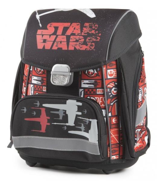 27a094ffe8d9 Karton P+P Premium Star Wars Ep VIII ergonómikus iskolatáska (1-23718)