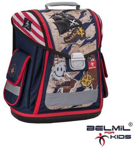 001bb3006 Vásárlás: Belmil Sporty Pirates - merev falú iskolatáska Iskolatáska ...