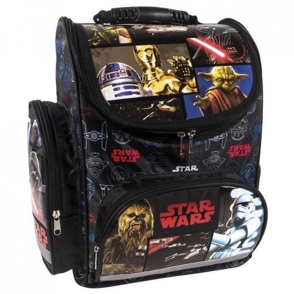51f4f4adaafb Vásárlás: DERFORM Star Wars Retro - ergonómikus iskolatáska ...